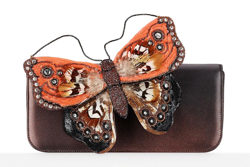 Chanel-Metallic-Butterfly-Clutch