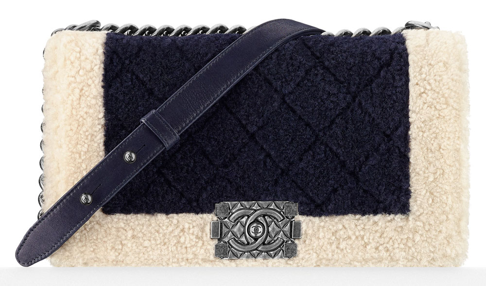 Check out the Chanel Metiers d Art 2015 Handbag Lookbook 83755337f433f