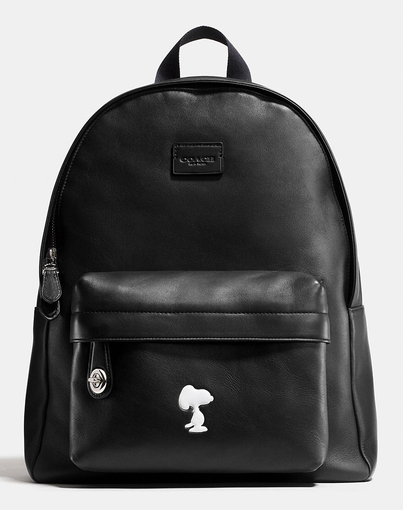 Coach-x-Peanuts-Small-Campus-Backpack