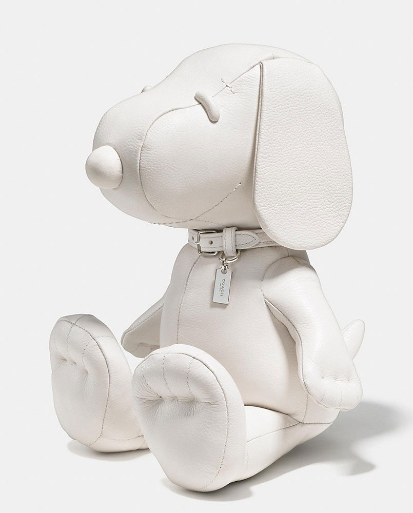 Coach-x-Peanuts-Small-Leahther-Snoopy-Doll