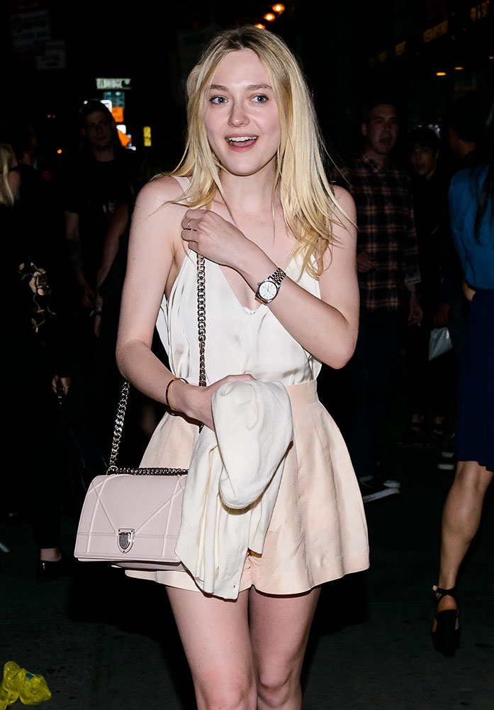 Dakota-Fanning-Christian-Dior-Diorama-Bag