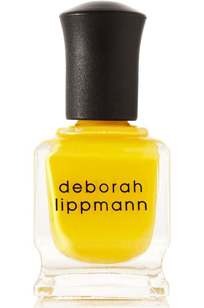 Deborah-Lippmann-Nail-Polish-Walking-on-Sunshine