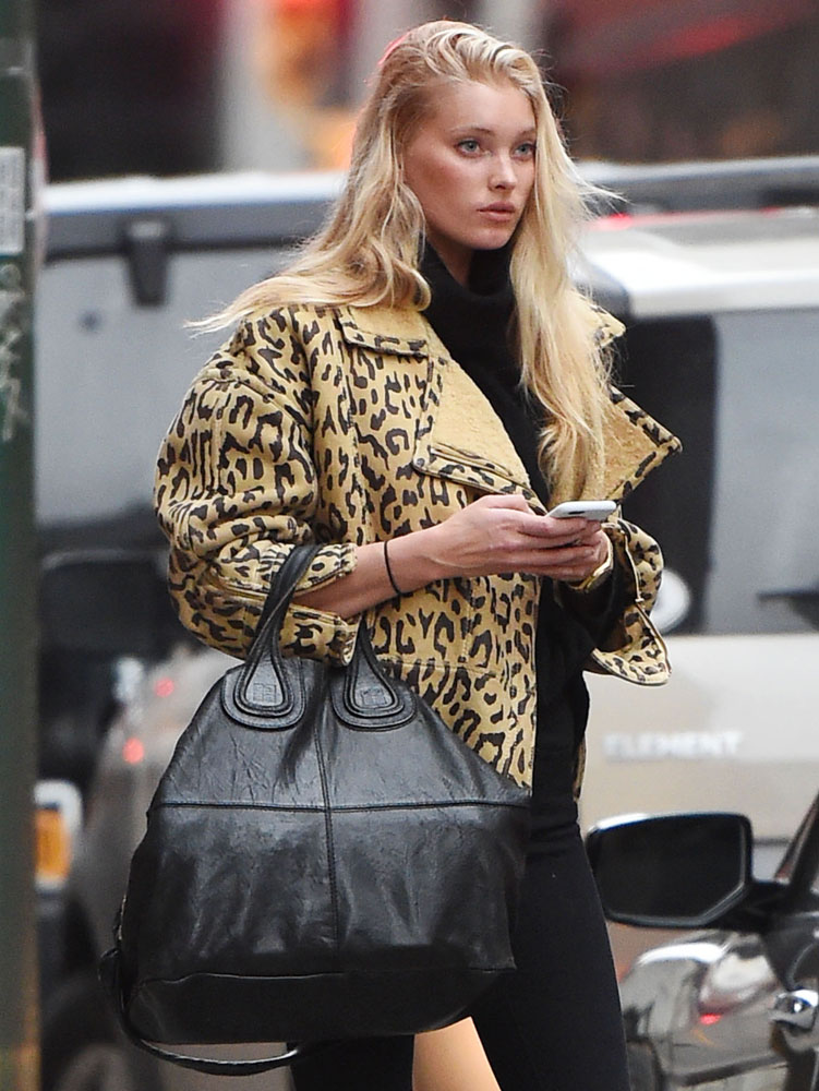 Elsa-Hosk-Givenchy-Nightingale-Bag