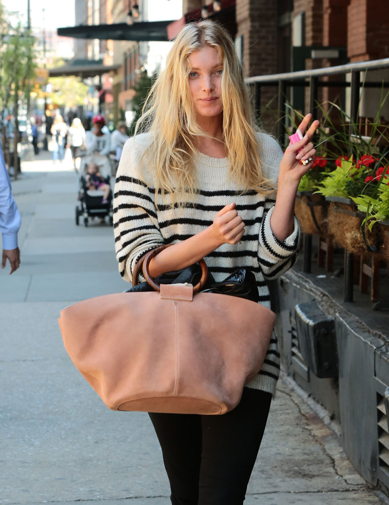 Elsa-Hosk-The-Row-Market-Tote