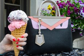 Weekend Obsession: Fendi Petit 2Jours Monster Bag