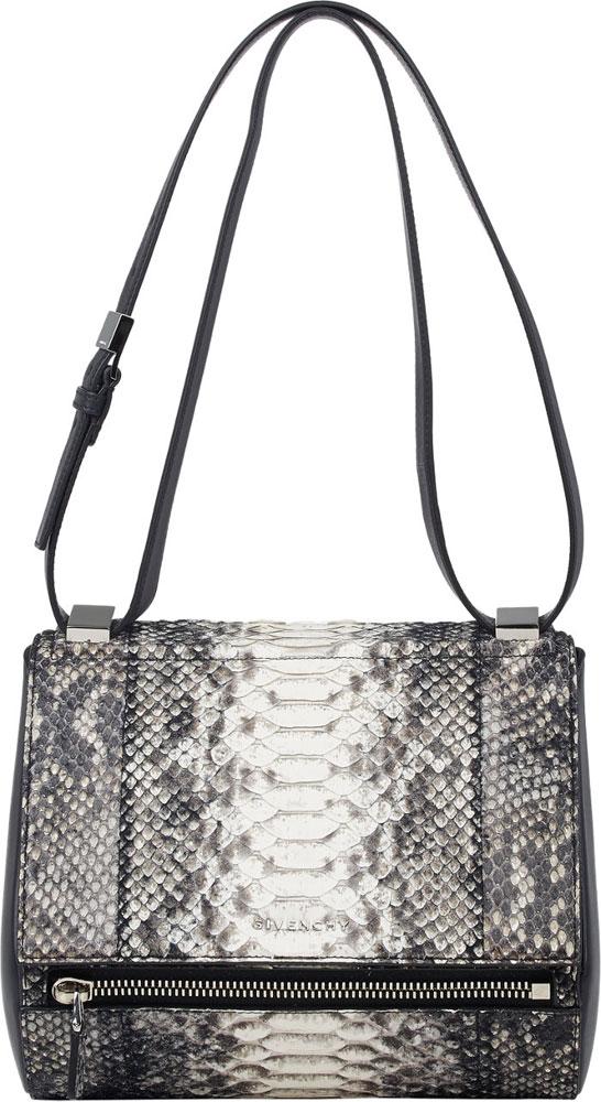 Givenchy-Snakeskin-Pandora-Box-Bag