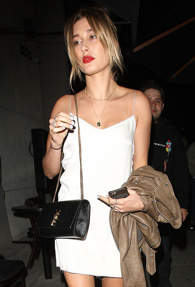 ysl purse for sale - 75+ Pics That Prove Craig's Restaurant Has the Best Celeb Bag ...