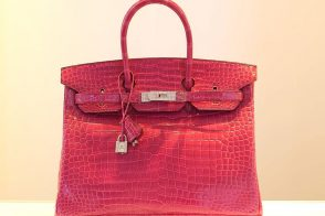 $221,000 Hermès Birkin Sets New Record for Handbag Auction