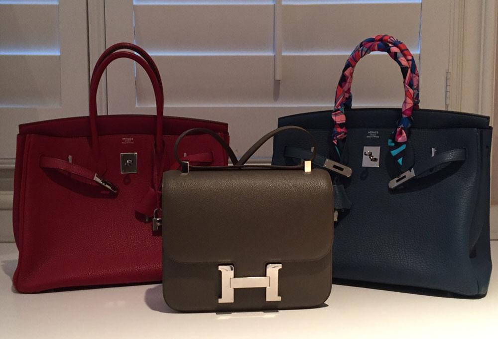 Hermes-Birkins-and-Constance-Bag