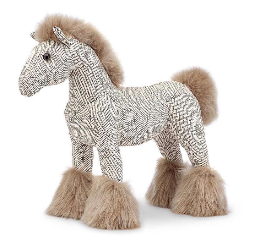 Hermes-Hermy-Cravache-Plush-Horse
