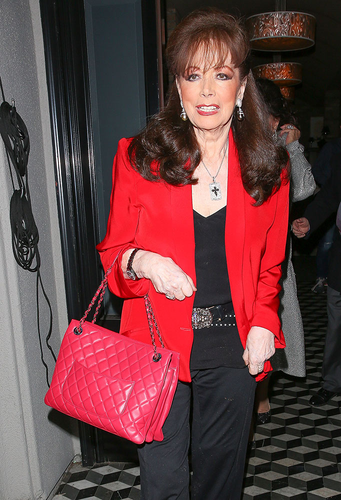 Jackie-Collins-Chanel-Quilted-Tote-Red