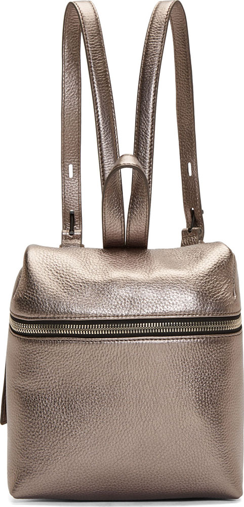 Kara-Metallic-Backpack