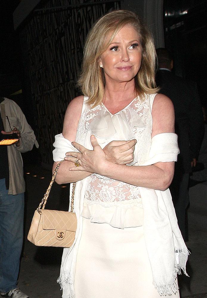 Kathy-Hilton-Chanel-Classic-Flap-Bag