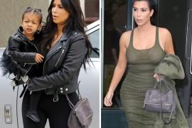 Just Can't Get Enough: Kim Kardashian and Her Givenchy Mini Pandora Bag