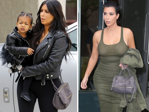 Just Can't Get Enough: Kim Kardashian and Her Givenchy Mini Pandora Bag