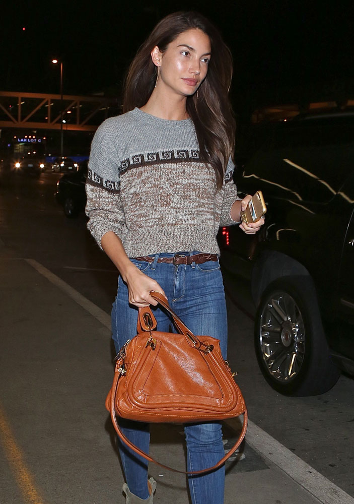 Lily-Aldridge-Chloe-Paraty-Bag