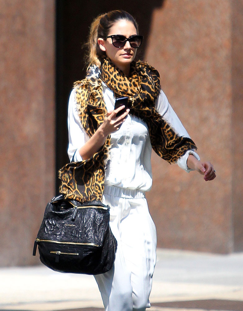 Lily-Aldridge-Givenchy-Pandora-Bag