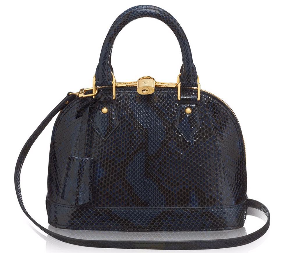 Louis-Vuitton-Alma-Bag-BB-Python