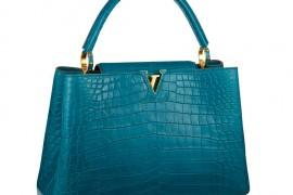 Louis Vuitton Has Seriously Expanded Its Selection of Exotic Bags