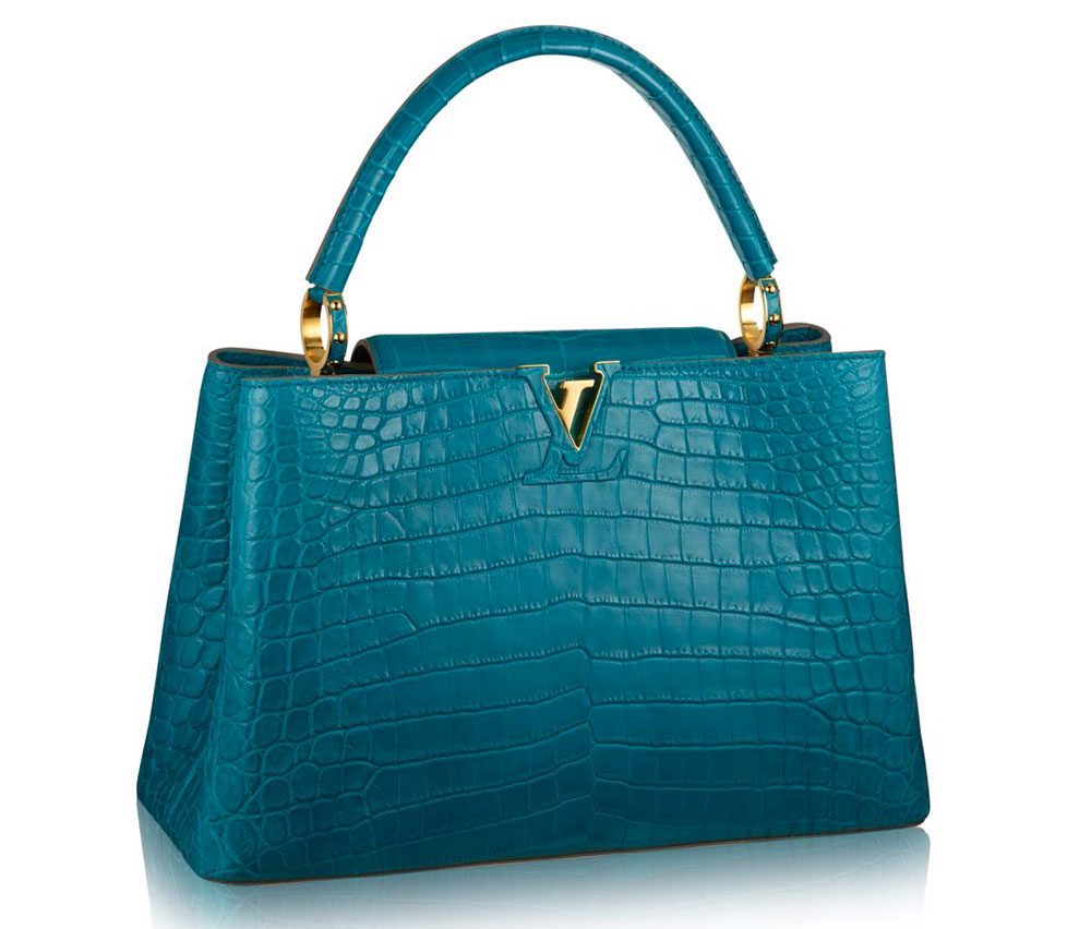 Pre-owned - Handbag in exotic leather Dior