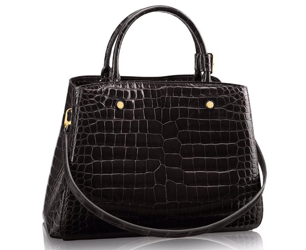 Louis-Vuitton-Montaigne-MM-Crocodile-Bag
