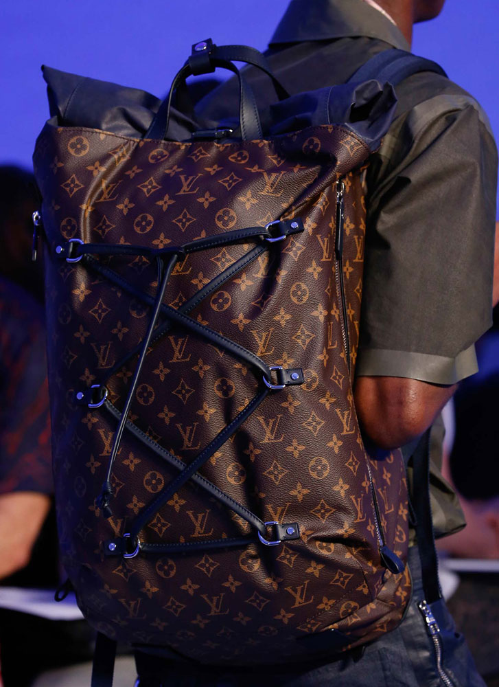 At Louis Vuitton S Spring 2016 Men S Show The Bucket Bags
