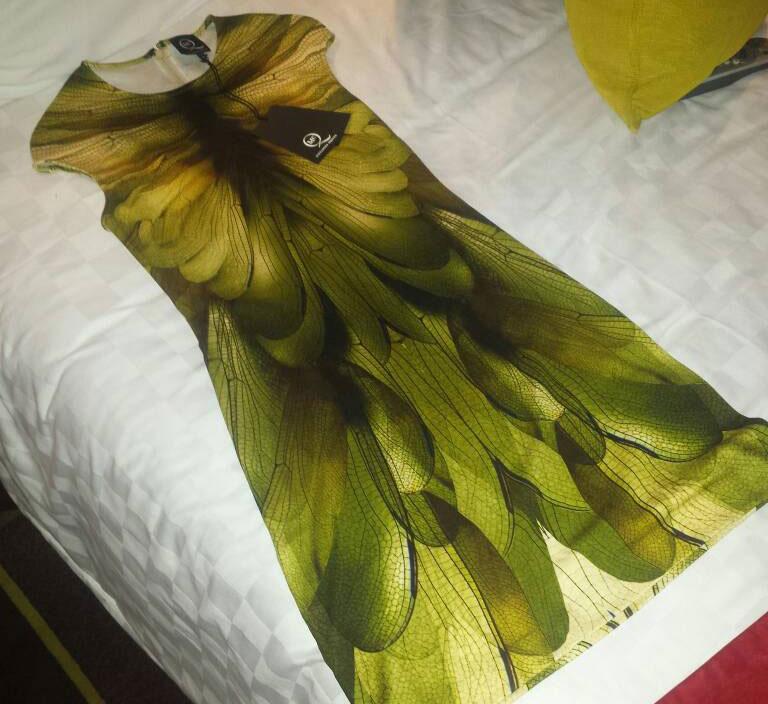 McQ-Wing-Dress