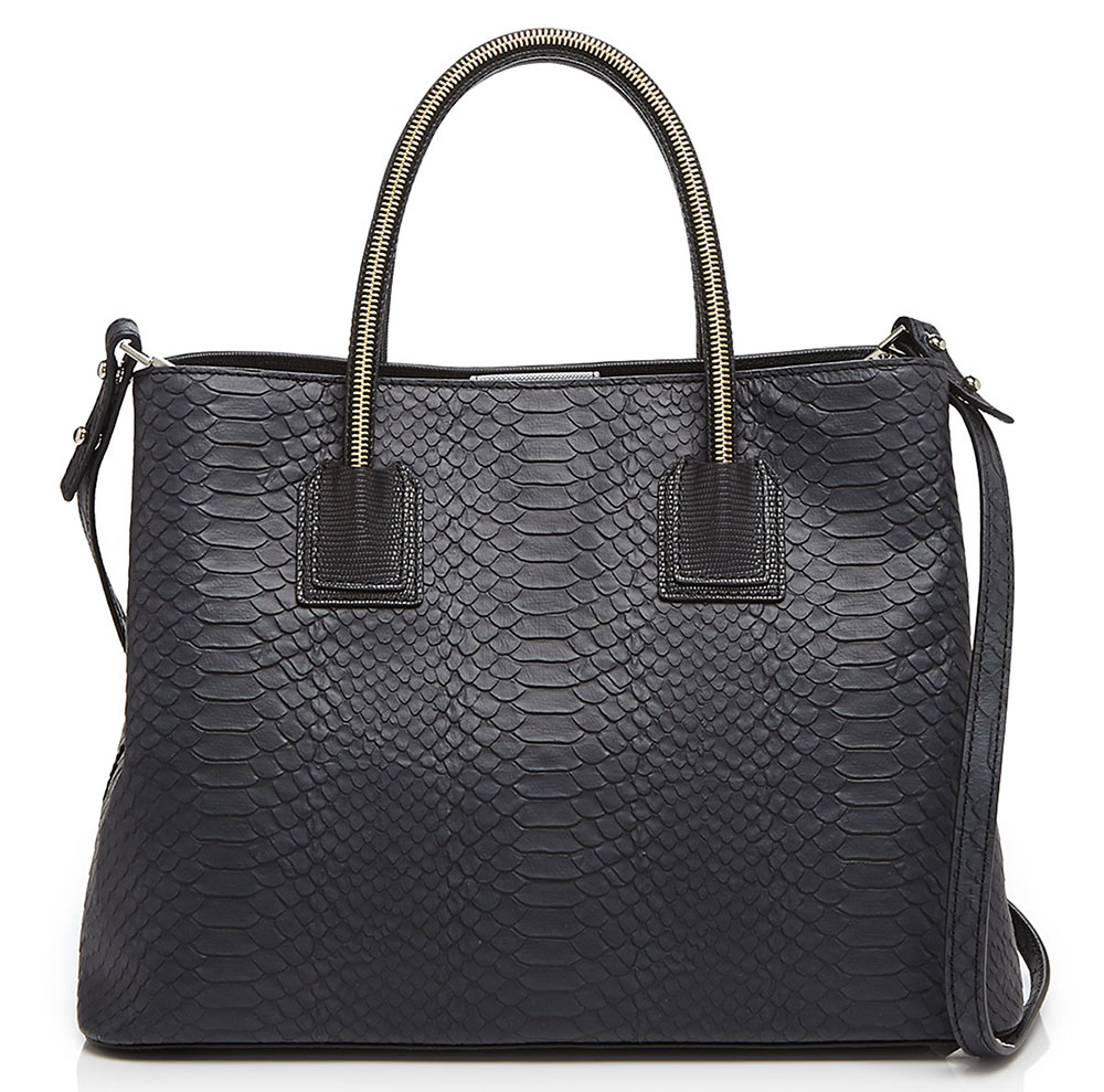 Milly-Logan-Snake-Embossed-Bag