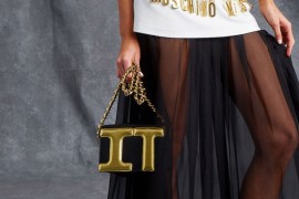"Moschino Resort 2016 Includes, Among Other Things, a Literal ""It"" Bag"