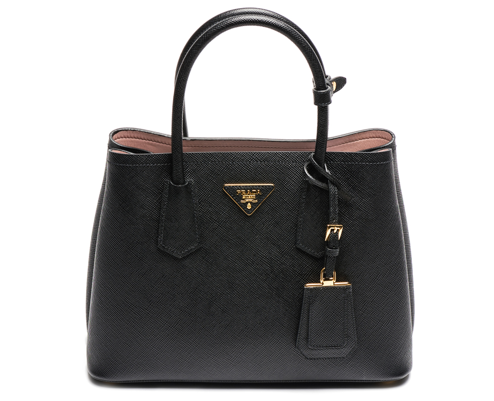 knockoff prada - The Stunning Colors of the Prada Double Bag in Saffiano Cuir for ...