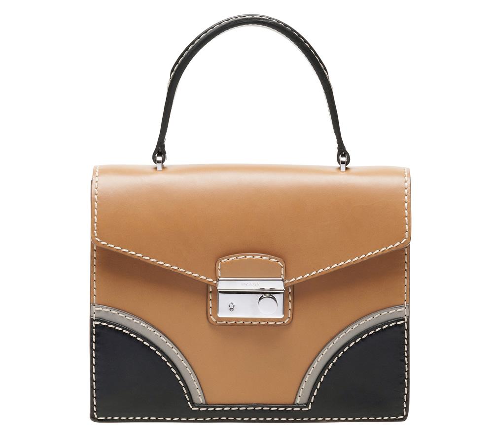 Prada Shoulder Bag SS 2015