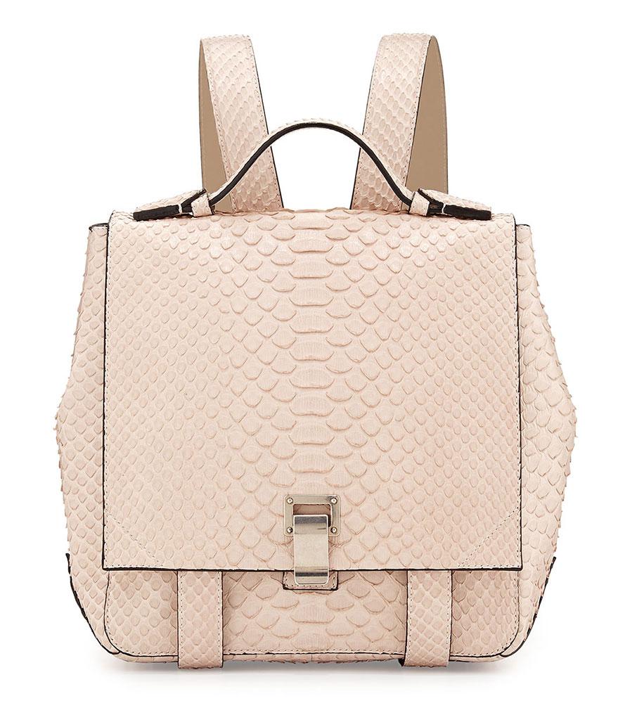 Proenza-Schouler-PS-Python-Backpack