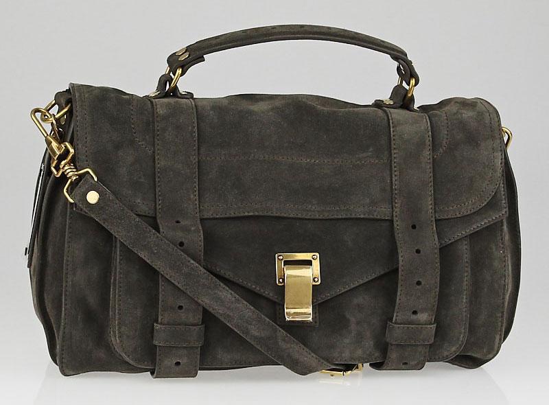 Proenza-Schouler-PS1-Suede-Bag