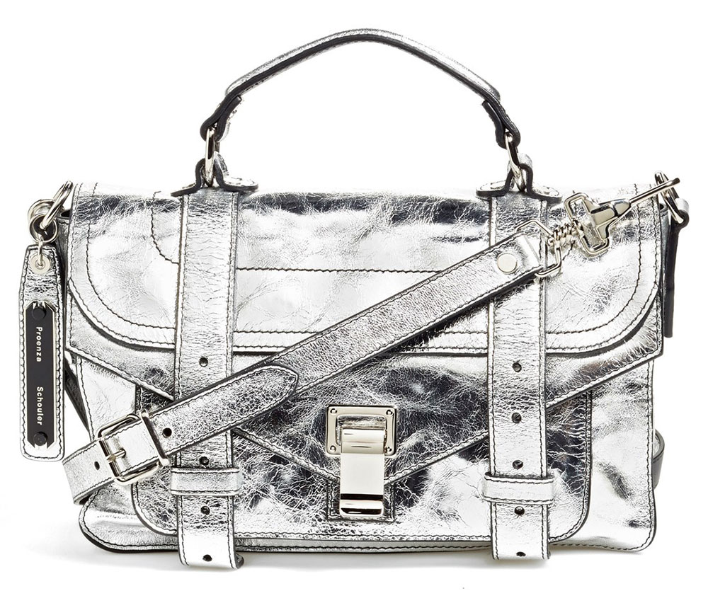 Proenza-Schouler-Tiny-Metallic-PS1-Bag