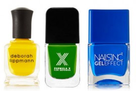 PurseBlog Beauty: A Rainbow of Summer Nail Colors