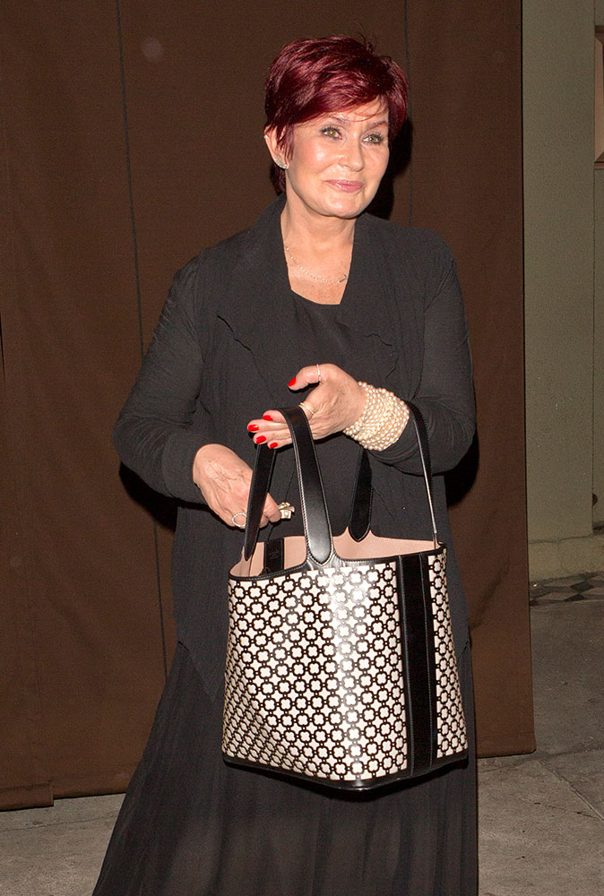 Sharon-Osbourne-Alaia-Laser-Cut-Tote