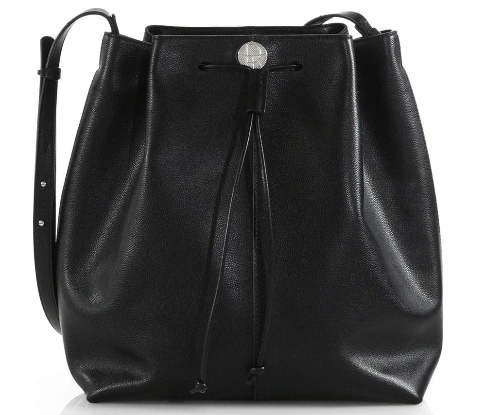 The-Row-Leather-Bucket-Bag