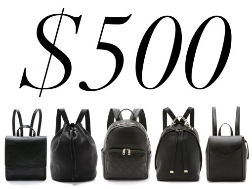 5-Under-500-Black-Backpacks