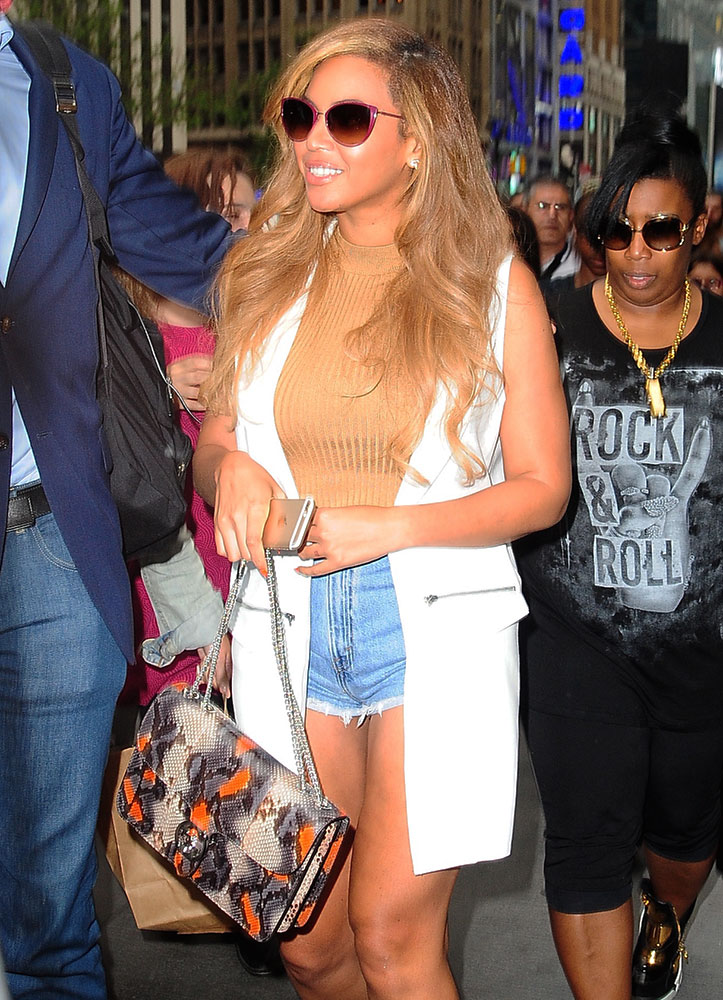 Beyonce-Gucci-Interlocking-Python-Shoulder-Bag