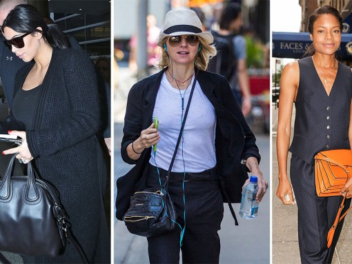 Givenchy is Clearly the Brand of Choice in Today's Celebrity Handbag Roundup