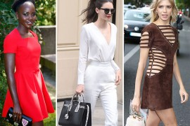 45 Celebrities and the Bags They Carried to Paris Haute Couture Week Fall 2015