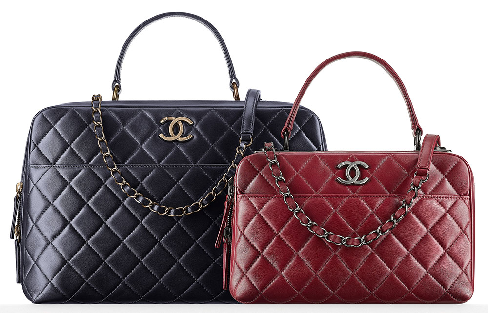Check Out Chanel's Fall 2015 Pre-Collection Bags and ...