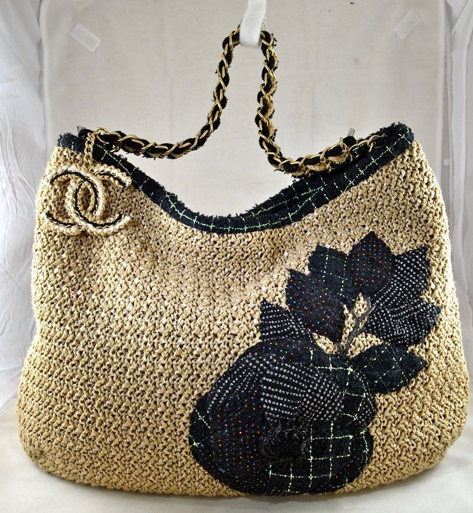 Chanel-Camellia-Straw-Bag