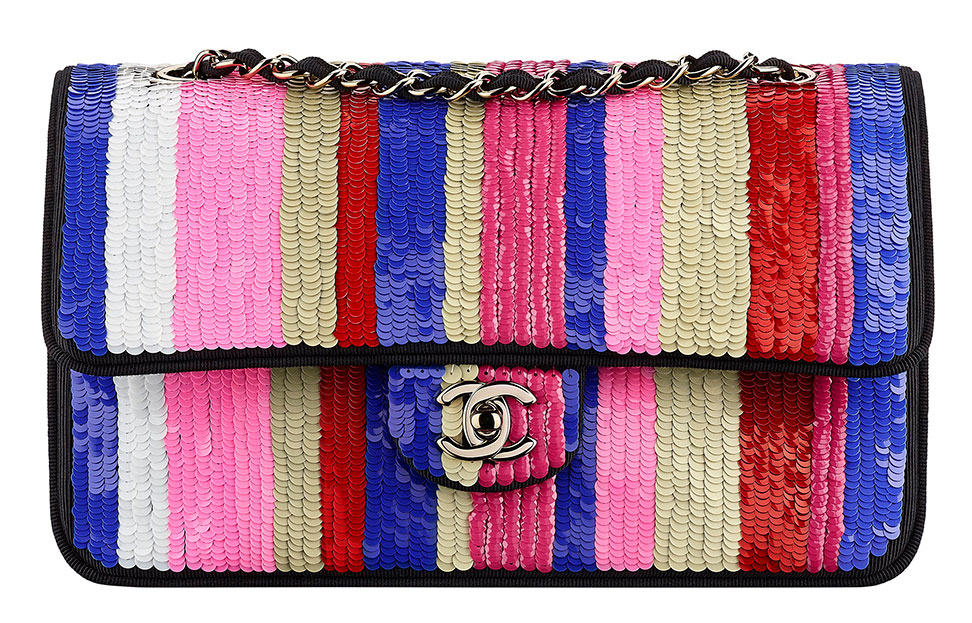 Chanel-Cruise-2016-Sequin-Flap-Bag