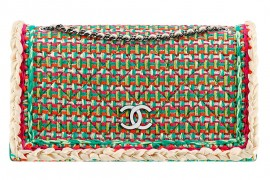Finally: A Peek at Chanel's Cruise 2016 Runway Bags and Accessories