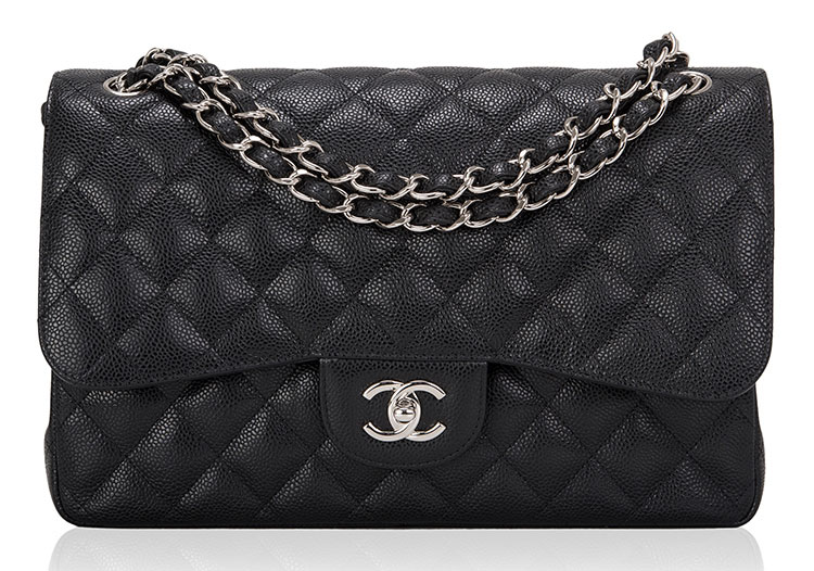 Chanel-Jumbo-Caviar-Classic-Flap-Bag