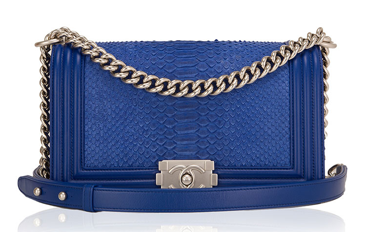 Chanel-Python-Boy-Bag