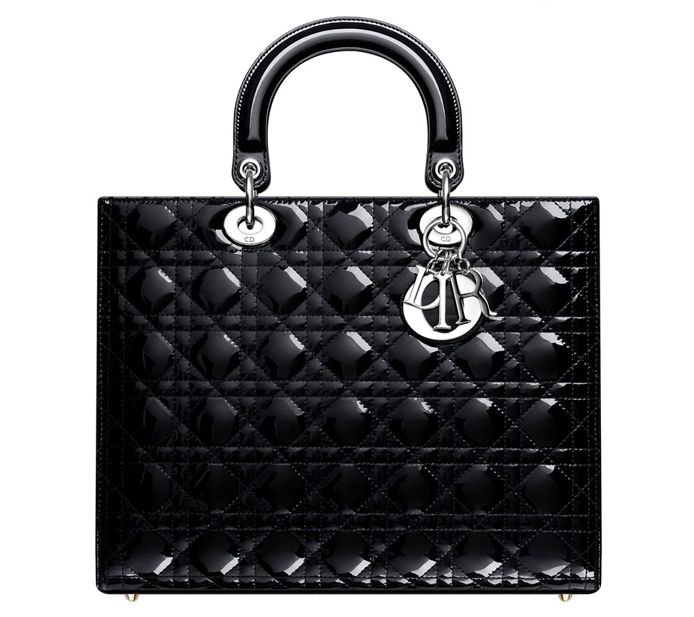 The Ultimate Bag Guide: The Christian Dior Lady Dior Bag - PurseBlog