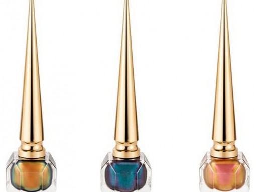 PurseBlog Beauty: Christian Louboutin Launches 3 New Duochrome Nail Colors
