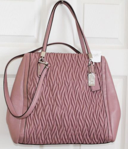 Coach-Madison-Gathered-Leather-Tote
